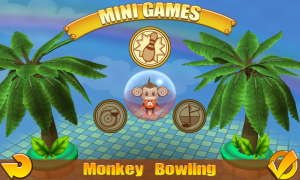 Super Monkey Ball 2 - Mini-games menu