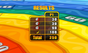 Super Monkey Ball 2 - Monkey target results