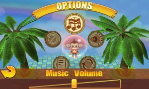 Super Monkey Ball 2 - Options