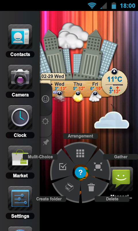 TSF Shell Pro – Customize your Android homescreen with this Eye-candy launcher app