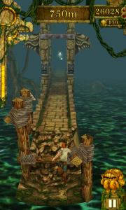 Temple Run - Twist, turn, skid and jump your way to freedom