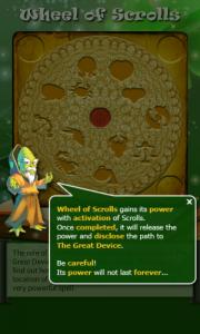 TrailHit - Wheel of scrolls