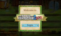 Train Conductor 2 - Introduction screen