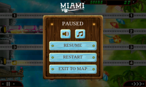 Train Conductor 2 - Pause menu