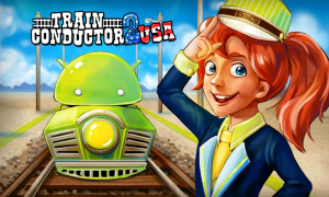 Train Conductor 2 - Splash screen