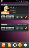 Winamp - Widgets