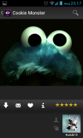 Zedge - Cookie monster wallpaper
