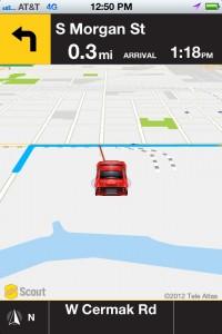 Scout GPS Navigator