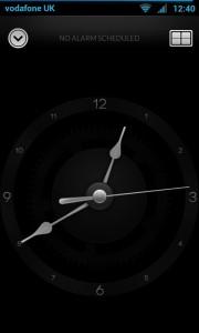 Alarm Clock - Analogue clock