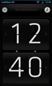 Alarm Clock - Gorgeous digital flip clock