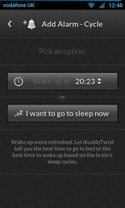 Alarm Clock - Sleep cycle