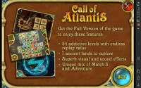 Call of Atlantis In App Upgrade