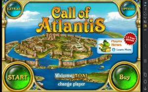 Call of Atlantis Main