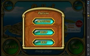 Call of Atlantis Options