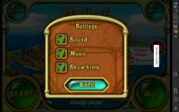 Call of Atlantis Settings