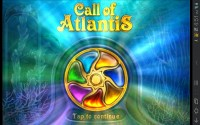 Call of Atlantis Splash Screen