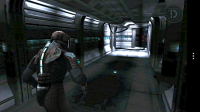 Dead Space - 3rd person exploration and action