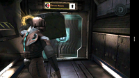 Dead Space - Cool abilities let you move objects out of the way