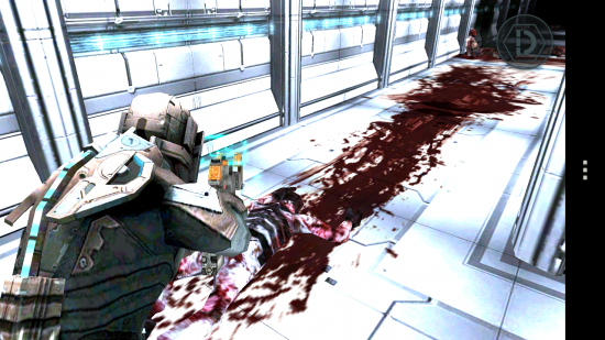 Dead Space – dark & haunting third-person 3D action Shooter game for Android!