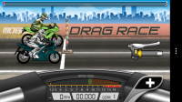 Drag Racing: Bike Edition - Under starters orders