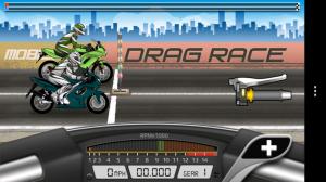 Drag Racing: Bike Edition - Under starters orders
