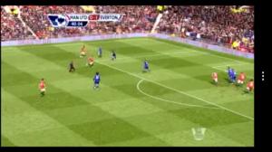 ESPN Goals - Video footage