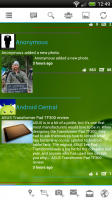 Fast for Facebook - Leaf theme