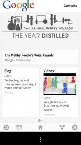 Google Currents - Google blog
