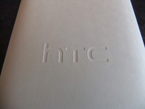 HTC one X - Embossed box