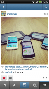 Instagram - Androidtapp stream
