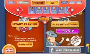 Mafia Farkle - Play with friends and invite others