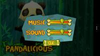 Pandalicious - Settings