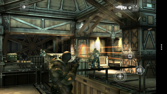 SHADOWGUN – the Ultimate third-person Shooter game for Android!