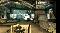 Shadowgun - Intuitive controls make the game easy to play