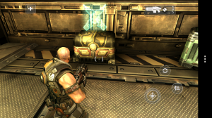 Shadowgun - There will be goodies in that crate I'm sure