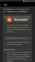 StumbleUpon - Help