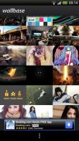 Wallbase HD Wallpapers - Popular wallpapers grid
