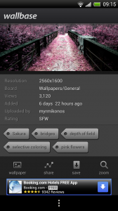 Wallbase HD Wallpapers - Scroll down a little for details and tags