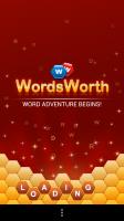 WordsWorth - Loading screen