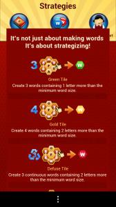 WordsWorth - Strategies