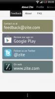 Zite - Feedback