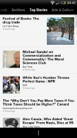 Zite - Top stories