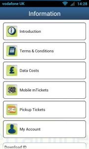thetrainline - App info