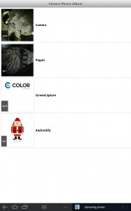 Color Choose Albums