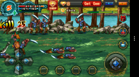 Conquer 3 Kingdoms Deluxe - In-game action 1