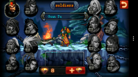 Conquer 3 Kingdoms Deluxe - Lots of characters to unlock