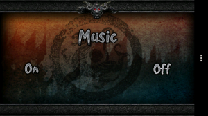 Conquer 3 Kingdoms Deluxe - Music settings