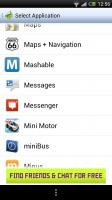 Desktop Visualizer - Select destination