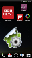 Desktop Visualizer - Widget created, now to configure