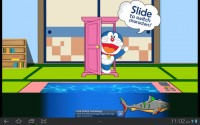 Doraemon Fishing Character